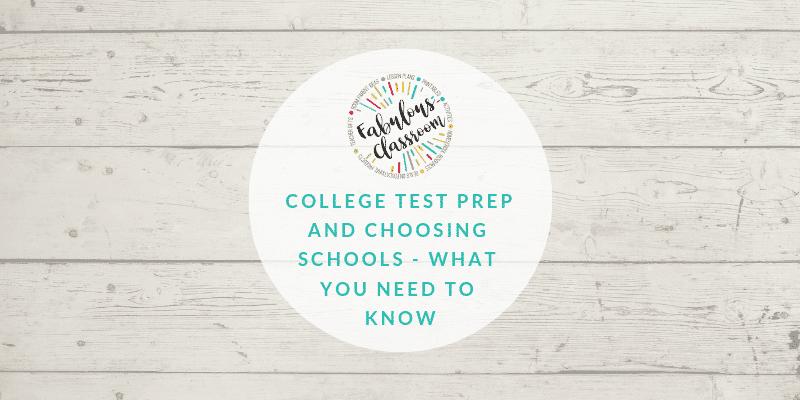 College, College Board, Test Prep, Oh My!