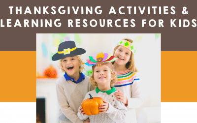 Thanksgiving Teaching Ideas & Activities
